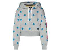 Sweatshirt ' x Hello Kitty Boxy PO White Multi'