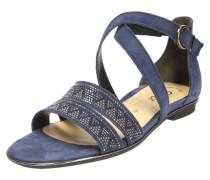 Sandalen/Sandaletten blau