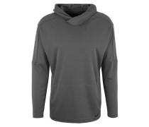 Sportsweatshirt dunkelgrau