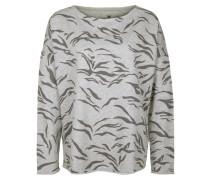 Sweatshirt grau / dunkelgrau