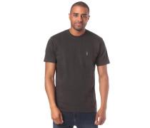 T-Shirt 'Rosebong Emb' anthrazit
