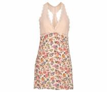 Nachtkleid 'lace' mischfarben / rosa