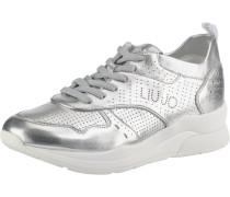 Sneakers 'Karlie' silber