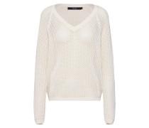 Pullover 'bee' weiß