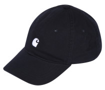 Cap mit Logostickerei 'Major' navy
