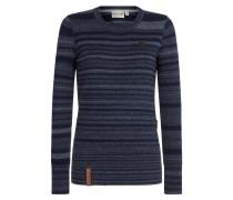 Pullover 'Knit' kobaltblau
