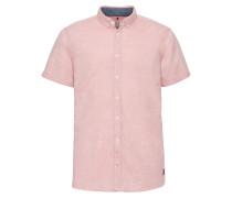 Kurzarmhemd rosa