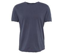 Basic-Shirt 'Marius' dunkelblau