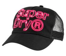 Cap pink / schwarz