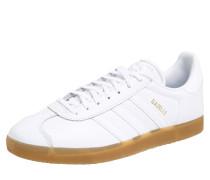 Sneaker 'Gazelle' weiß