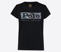 T-Shirt 'polo Prd' schwarz