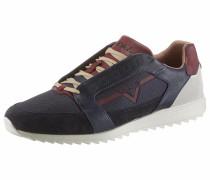 Sneaker 'S-Fleett' navy / dunkelrot