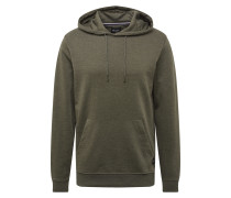 Sweatshirt 'Winston' dunkelgrün
