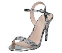 Sandalette 'livid' grau