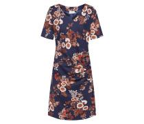 Kleid 'Afloa' marine / mischfarben