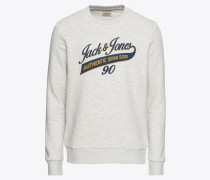 Sweatshirt 'jjelogo Sweat Crew Neck Two'