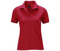 Pikee-Poloshirt halbarm