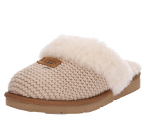 Slipper 'Cozy Knit Slipper' creme
