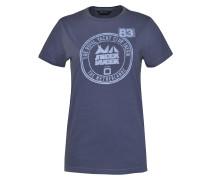 T-Shirt 'Sneekweek' blau