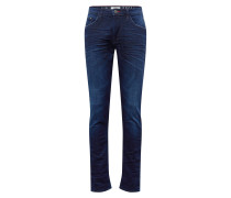 Jeans 'Twister Slim Straight' dunkelblau