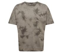 Shirt 'Patrice' dunkelgrau / grau