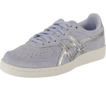Sneakers Low flieder / silber