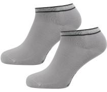 Socken 'Ole' grau / schwarz