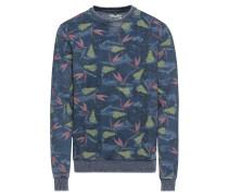 Pullover 'Sweatshirt' blau