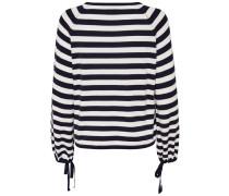 Pullover 'ucca' schwarz / weiß