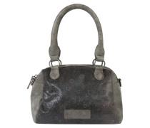 Handtasche 'Juanita' dunkelgrau