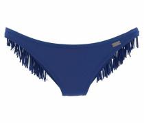Bikini Hose royalblau