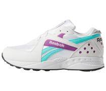 Sneaker 'Pyro' jade / helllila / weiß