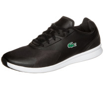 Ltr.01 Sneaker schwarz