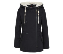 Jacke 'School jacket' schwarz
