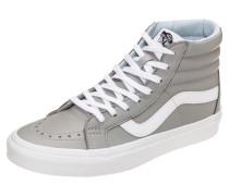 Sneaker 'UA SK8-Hi Reissue' grau / weiß