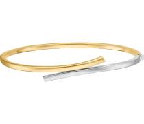Armreif '86110113' gold / silber