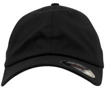 Cap 'Low Profile Light Wooly' schwarz
