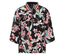 Shirt 'julia' mischfarben / schwarz