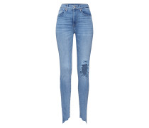Jeans 'mile High Super Skinny' blue denim