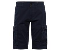 Shorts 'John' kobaltblau