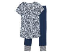 Schlafanzug 'Carla Cas'