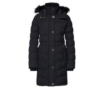 Parka 'rds down coat' schwarz