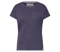 T-Shirt 'Alani Gots' graumeliert