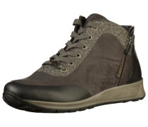 Sneaker grau / dunkelgrau / schwarz