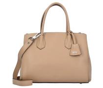 Adria II Handtasche Leder 32 cm beige