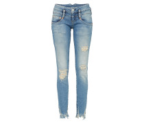 Skinny Jeans 'Powerstretch' blue denim