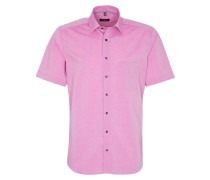 Kurzarm Hemd Modern FIT pink