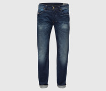 'Larkee' Jeans Regular Fit 853R dunkelblau
