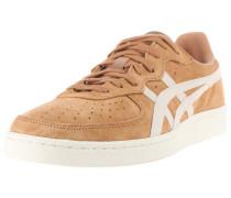 Sneaker 'gsm' braun / weiß