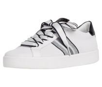 Sneaker schwarz / weiß / grau